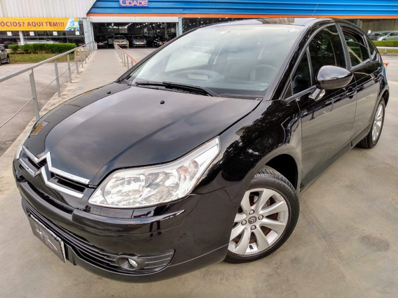 Citroen C4 Hatch Glx 1.6 Flex Manual Único Dono 2011/2012