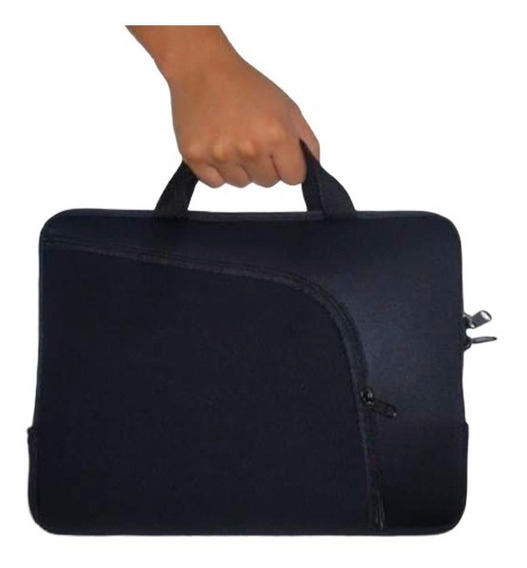Capa Case Pasta P/ Notebook Com Bolso 15,6 Neoprene C/nf