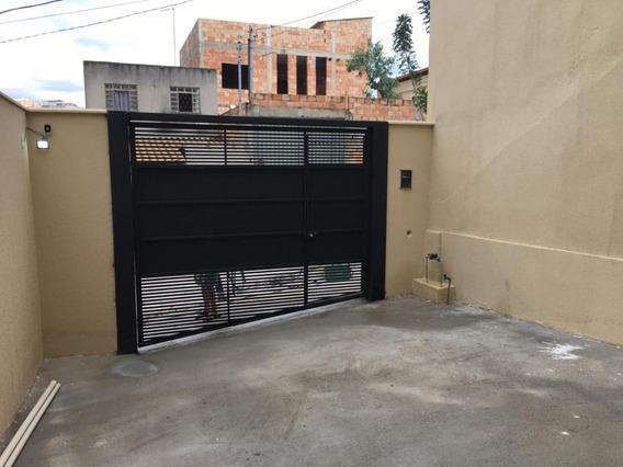 Casa Geminada Com 3 Quartos Para Comprar No Palmeiras Em Ibirité/mg - 8018