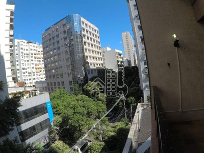 Apartamento Com 3 Suítes E 2 Vagas À Venda, 230 M² Por R$ 840.000 - Icaraí - Niterói/rj - Ap1946