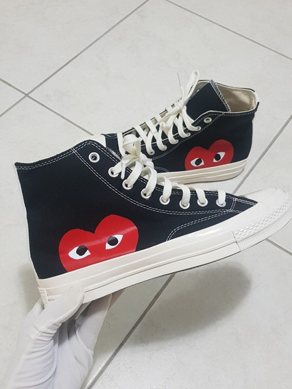 Tenis All Star Converse Comme Des Garcons Chuck Taylor 40