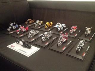 Motos De Colección De La Serie American Chooper