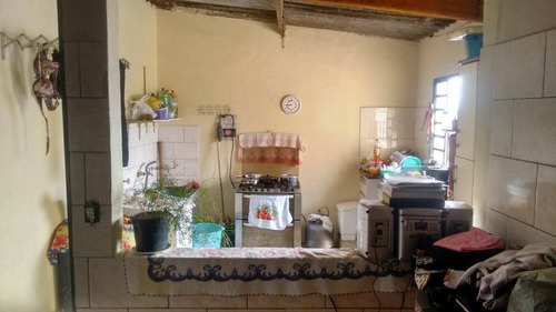 Casa Com Terreno De 324m² No Jardim Paraíso - Ca0716