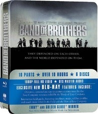 Band Of Brothers - Blu-ray - O