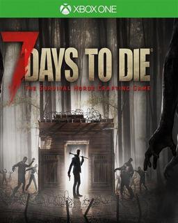 7 Days To Die + 1 Pack Xbox One Online No Codigo
