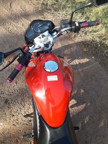 Honda Cb300r Vermelha,