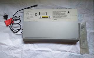 Reproductor De Dvd Bluesky Modelo Dvd681 Con Control Remoto