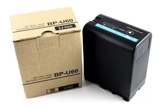 Bateria Filmadora Sony Pmw-100, Pmw-200, Xdcam Modelo Bp-u60