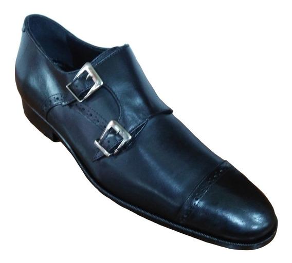 Mod. 907 Zapatos De Vestir Con Hebilla