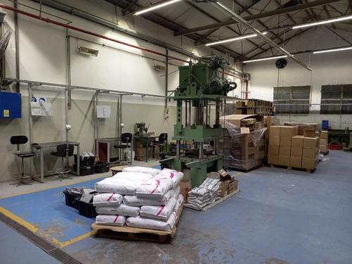 Excelente Planta Industrial De 4000m En Villa Lynch