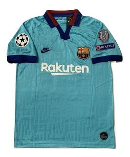 Camisa Blusa Barcelona Messi 19/20 - Pronta Entrega