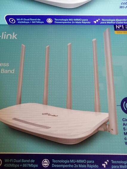 Roteador Wireless Dual Band Ac1350+12xsjuros +frete Gratis *