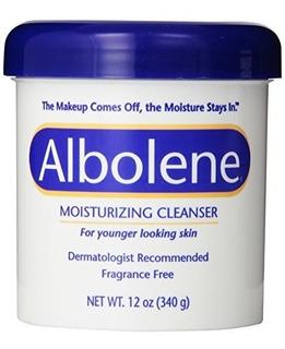 Albolene Moisturizing Cleanser Sin Fragancia 1