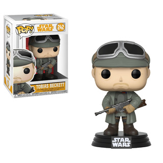 Funko Pop 242 - Tobias Beckett - Star Wars Han Solo Movie