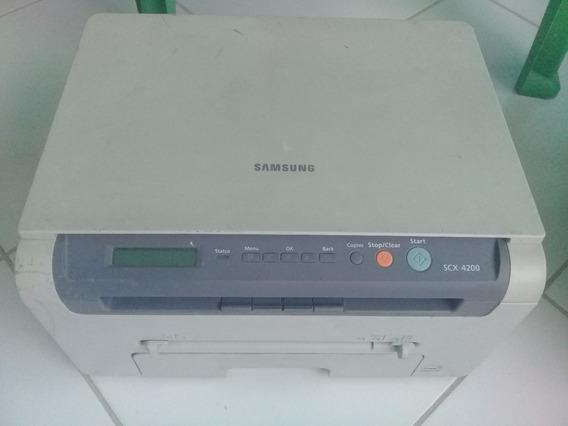 Impressora Samsug Laser Scx4200