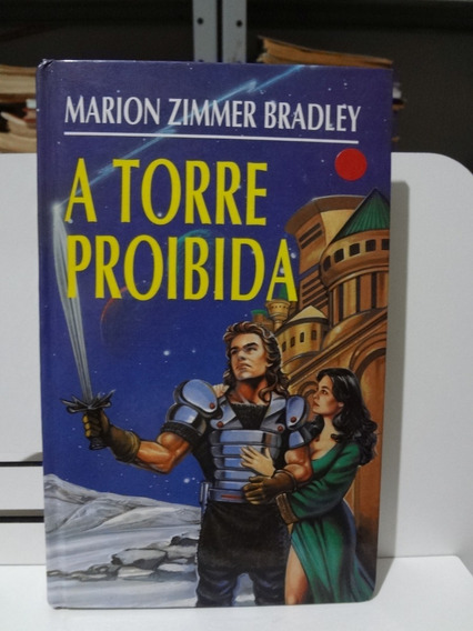 Livro A Torre Proibida Marion Zimmer Bradley