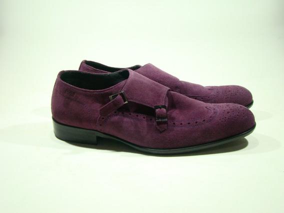 Sapato Monk Strap Hugo Boss Colecionador + Modelador #33