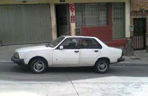 Renault R 18 Automovil