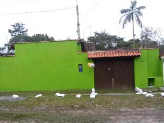 Ótima Casa No Jd. Palmeiras Em Itanhaém,confira! 4948 J.a