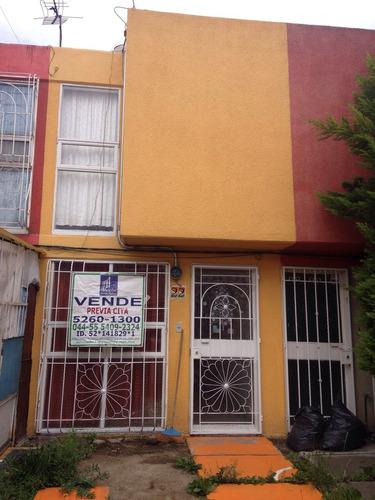 Imagen 1 de 12 de Casa Venta Fraccionamiento Los Héroes, Ixtapaluca
