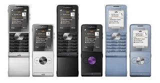 Pedido Sony Ericsson W350 Libre De Fabrica