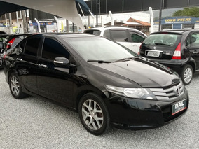 Honda City 1.5 Ex Flex 4p