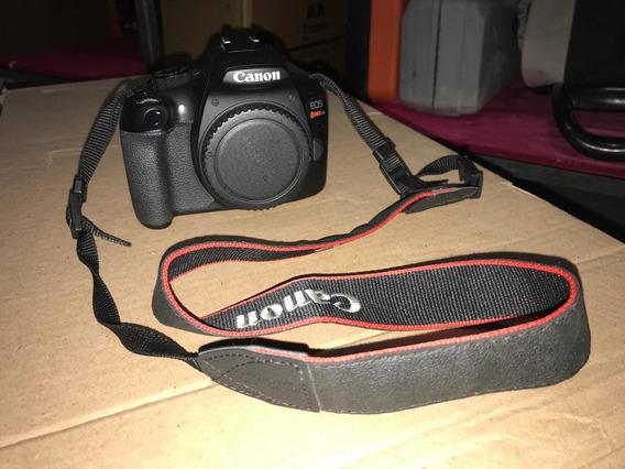 Câmera Canon Rebel T6 Com Bateria Extra