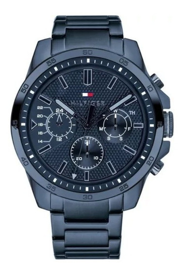 Relógio Masculino Tommy Hilfiger 1791560 3 Meses De Uso