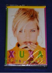 Xuxa - Tô De Bem Com A Vida - K7 - 1996 - Original Lacrado