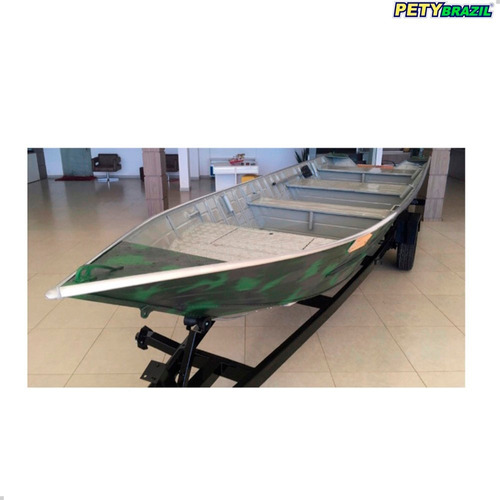 Barco Pety Brasil Miraguaia 600 Sl