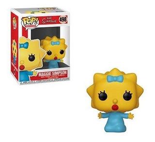 Muñeco Funko Pop Maggie Simpsons #498