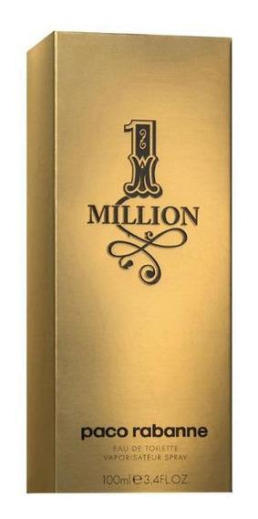 Eau De Toilette One Million By Paco Rabanne