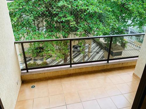 Apartamento Com 3 Dormitórios À Venda, 120 M² Por R$ 375.000,00 - Enseada - Guarujá/sp - Ap11144