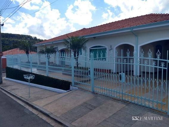 Casa Com 4 Dormitórios À Venda, 305 M² Por R$ 950.000,00 - Vila Nova - São Pedro/sp - Ca1499
