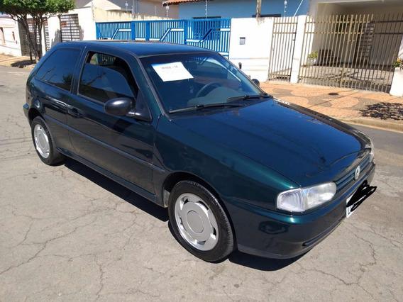 Volkswagen Gol 1.6 3p Gasolina 1997