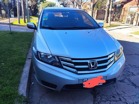 Honda City Lx 2012 Linea Nueva