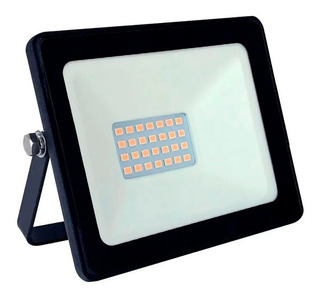 Reflector Proyector Led 30w Exterior Calido Frio
