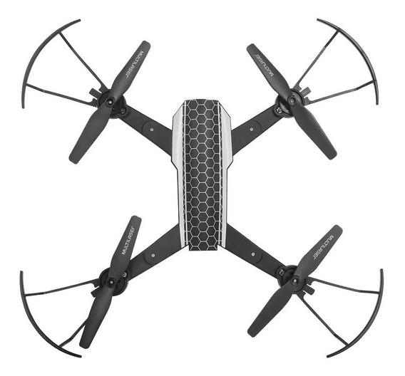 Drone Shark Câmera Hd Fpv Alc. 80 Mt Es177 Multilaser Outlet