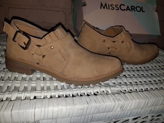 Botas Zapatos Dama Miss Carol 1 Uso