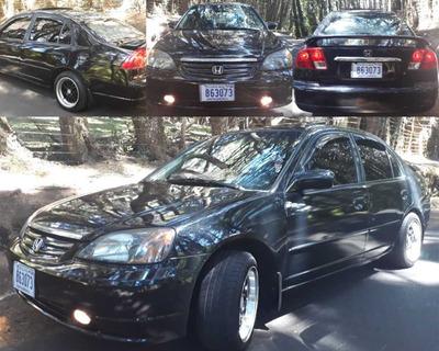 Honda Civic Ex Vtec Full Extras Sunroof