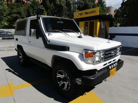 Toyota Land Cruiser Fj Mt 4.0 4x4 Full Equipo