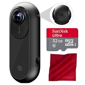 Insta360 One Action Camera Para Ios Con Tarjeta Microsd Prof
