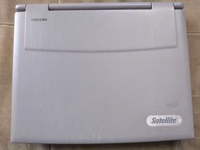 Notebook Antigo Toshiba Satellite 335cds , Leia A Descrição