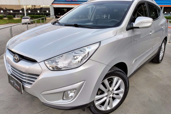 Hyundai Ix35 2.0l Flex Automático 2014/2015 Único Dono