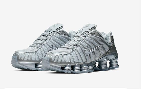 Tenis Nike Shox 12 Molas Lançamento Envio Imediato