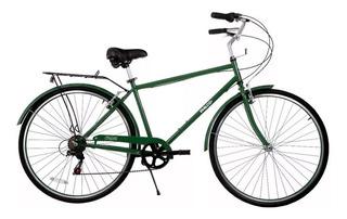 Bicicleta De Paseo Rodado 28 Philco Toscana 7 Velocidades