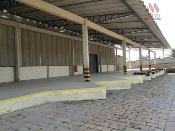 Galpão Industrial Para Locação, Aparecidinha, Sorocaba. - Ga0203