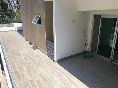 Apartamento Nuevo En El Millón Con 2 Terrazas