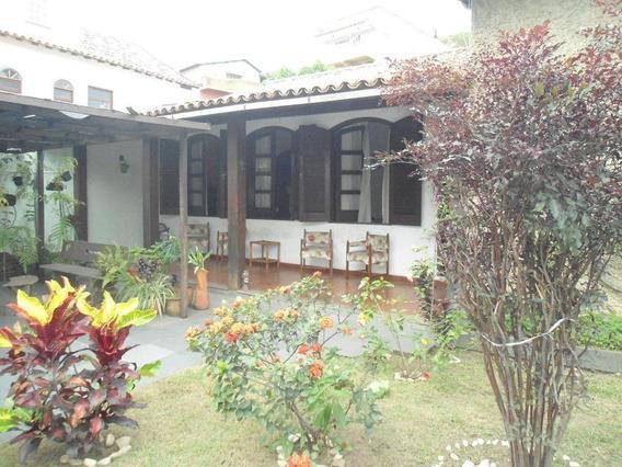 Casa Em Pechincha, Rio De Janeiro/rj De 290m² 3 Quartos À Venda Por R$ 900.000,00 - Ca473804