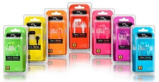 Fone De Ouvido Neon Series Pink Multilaser Ph139